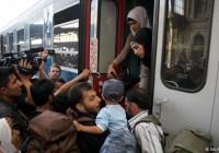 اتریش: بیشتر پناهجویان می خواهند به آلمان بروند