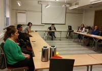 جلسه سازمان پناهندگان ایرانی ۲۸ سپتامبر ۲۰۱۵