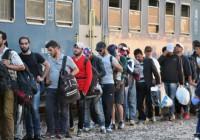 خشم مخالفان از سهمیه بندی تقسیم مهاجران در سراسر اروپا