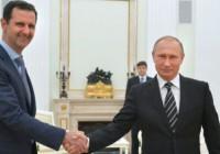 اردوغان به پوتین: ای کاش بشار اسد در مسکو مانده بود