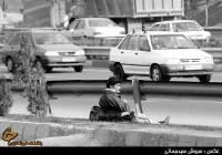 """حضور ۱۲۰ هزار """"معتاد سرگردان"""" در خیابانهای ایران"""