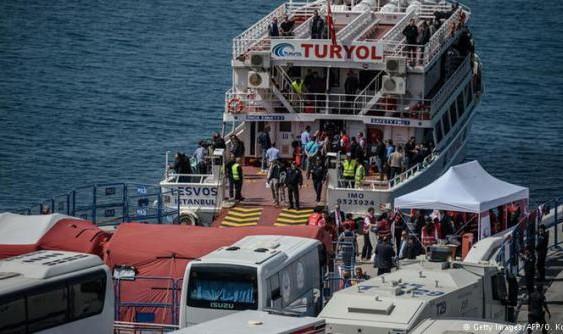 بازگشت هزاران پناهجو از یونان به زادگاهشان