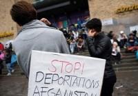 حزب چپ سوئد خواستار توقف اخراجهای اجباری شد