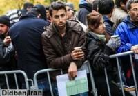 اعتراض پناهجویان ایرانی در مرز کرواسی به وضعیتشان در صربستان