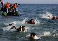 غرق شدن چندین پناهجو در ابهای ازاد