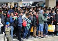 ثبت بیش از ۱۰۰ هزار درخواست پناهندگی در سال ۲۰۱۷