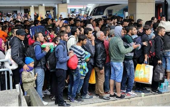 مشکلات پناهجویان گرفتار در یونان