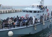 غرق شدن سه قایق پناهجوی