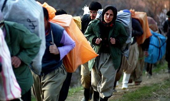 وضعیت کولبران کردستان