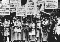 تاریخچه ۸ مارس روز جهانی زن