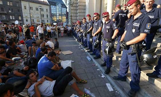 برگشت پناهجویان سوری از آلمان به ترکیه