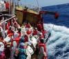 غرق شدن ۲۲۰ پناهجو در دریای مدیترانه