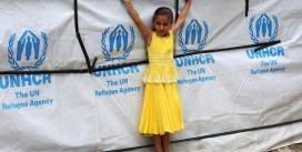 از هر ۱۱۰ نفر یک نفر به اجبار مهاجرت میکند