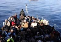 غرق شدن ۸۶ پناهجو در دریای مدیترانه