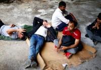 مسیر جدید عبور پناهجویان به طرف اروپا
