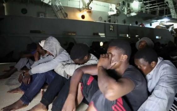 نجات بیش از هزار پناهجوی افریقای در مدیترانه