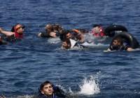 جزئیات  غرق شدن پناهجویان