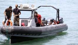 پشتیبانی از گارد ساحلی لیبی
