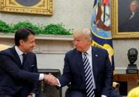 تقدیر ترامپ از نخست وزیر ایتالیا برای سختگیری با پناهجویان