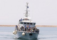 ۶۳ پناهجو در سواحل لیبی ناپدید شدند