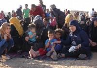 درخواست سازمان ملل از اردن برای پذیرش آوارگان سوری