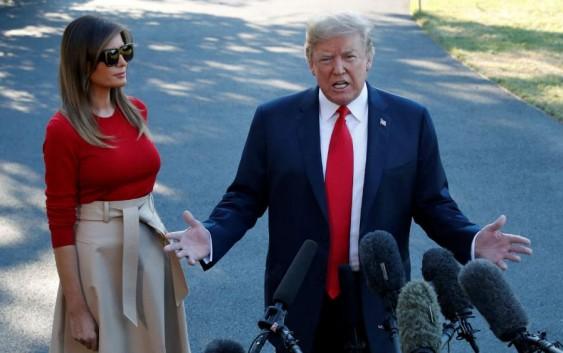 واکنش ترامپ به رای دادگاه درباره بازداشت کودکان مهاجر