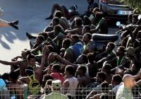 ۱۵۰۰ پناهجو طعمه آبهای دریای مدیترانه شدهاند