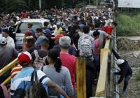 مهاجرت از ونزوئلا به بحران مدیترانه نزدیک شده است