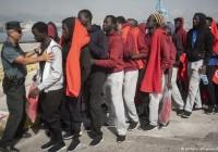 نجات بیش از ۶۰۰ پناهجو در سواحل اسپانیا