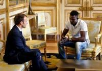 نجاتدهنده کودک پاریسی تابعیت فرانسه را دریافت کرد
