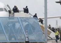روند رو به افزایش اخراج دستهجمعی پناهجویان از آلمان