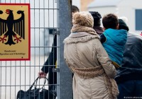 کاهش تعداد مهاجران به آلمان در سال ۲۰۱۷