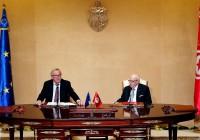 اروپا برای حل بحران مهاجرت به تونس وعده سرمایهگذاری داد
