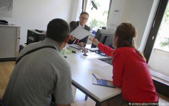 افزایش شمار پناهجویانی که قانونی وارد اروپا میشوند.