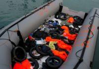 چهل و پنج پناهجو در آبهای مدیترانه جان باختند