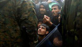 تخلیه صدها پناهجو در فرانسه در پی درگیری اتباع افغان و سودانی