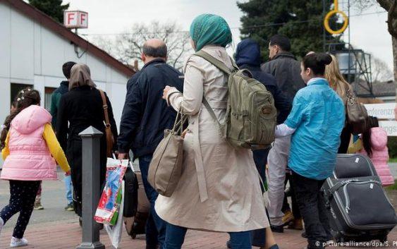 آمار پیوستن خانواده پناهندگان مقیم آلمان به آنها به شدت کم شده است