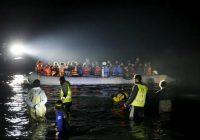 غرق شدن شش پناهجو در یونان