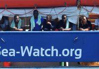 ایتالیا؛ ناخدای کشتی ناجی پناهجویان، سالوینی را به چالش کشید