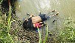 مرگ تکاندهنده یک پناهجو و فرزندش در مرز آمریکا
