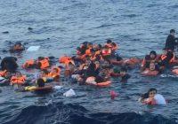 غرق شدن هشت پناهجو در دریای اژه