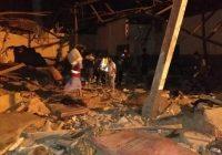 دستکم ۴۰ پناهجو در اردوگاهی در لیبی کشته شدند