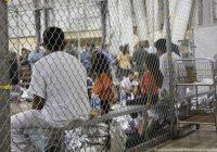 وضعیت اسفناک مهاجران غیرقانونی در اردوگاههای مرزی آمریکا