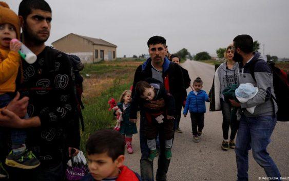 ترکیه: از عبور صدها پناهجو به سوی اروپا جلوگیری کردیم