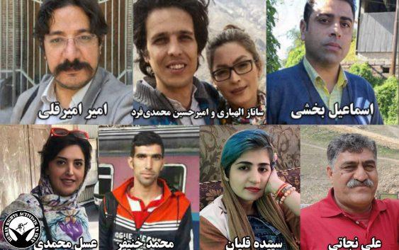 فراخوان برای حمایت از فعالین کارگری زندانی در ایران
