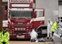 پلیس بریتانیا راننده تریلی ۲۵ ساله را به قتل ۳۹ مهاجر غیرقانونی متهم کرد