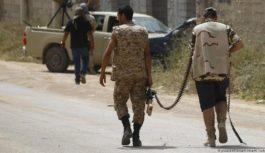 پناهجویان در لیبی به جنگ برده میشوند