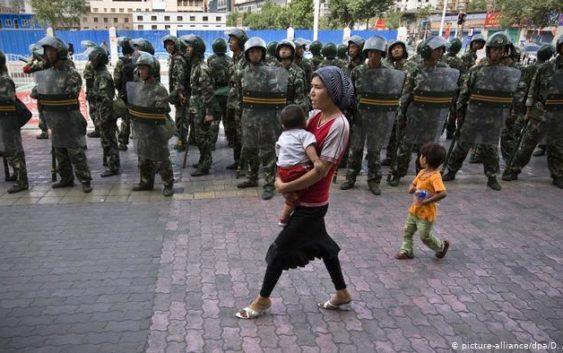 ۴۴ نماینده پارلمان بریتانیا: به اویغورها به طور خودکار پناهندگی بدهید!