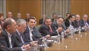 کابینۀ جدید یونان معرفی شد