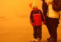 """""""بر اثر آلودگی هوا هر دو ساعت یک نفر در تهران میمیرد"""""""